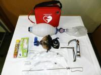 救急セット(AED)